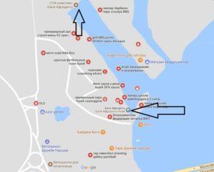 Затока Юрьевская XPark Баня Афродиты