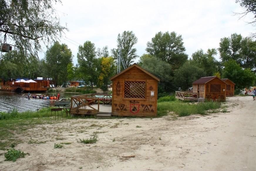 пикник барбекю парк Zozulya BBQ