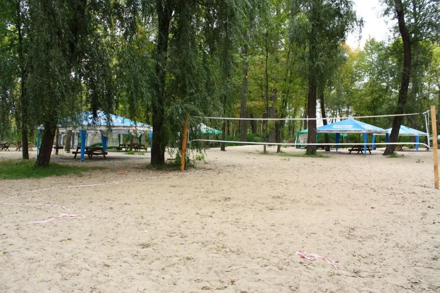 волейбольное поле в аренду