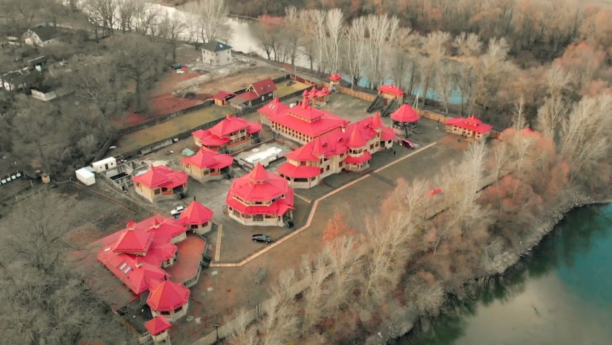 Sobi club - Fort Pirnov Park